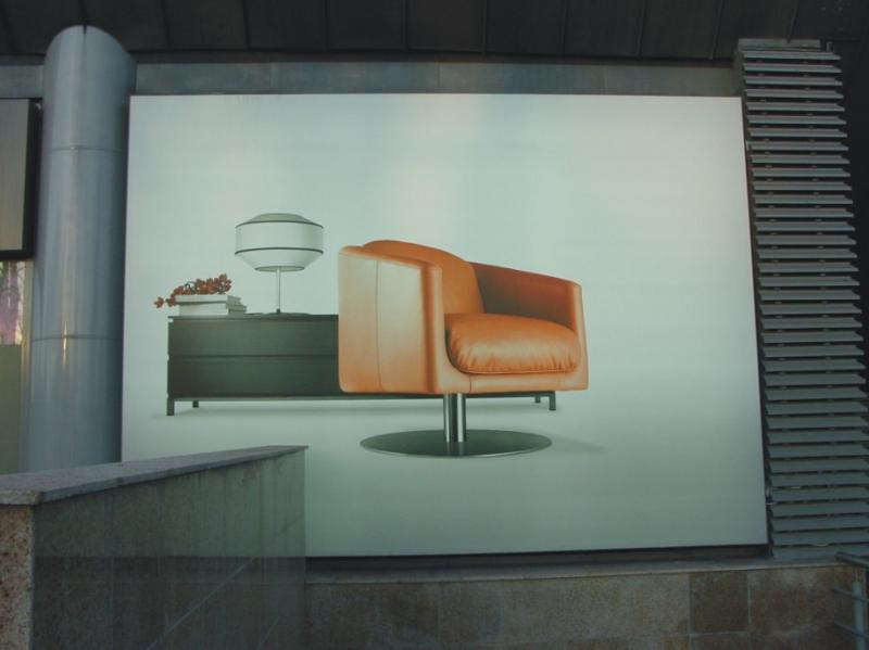 kasetony reklamowe